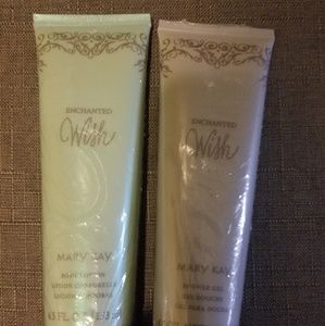 Lotion and Shower Gel